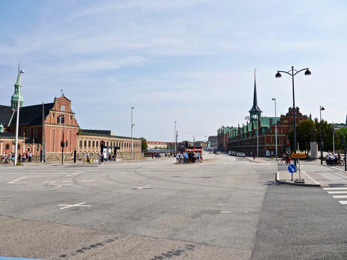 Copenhague sous le soleil