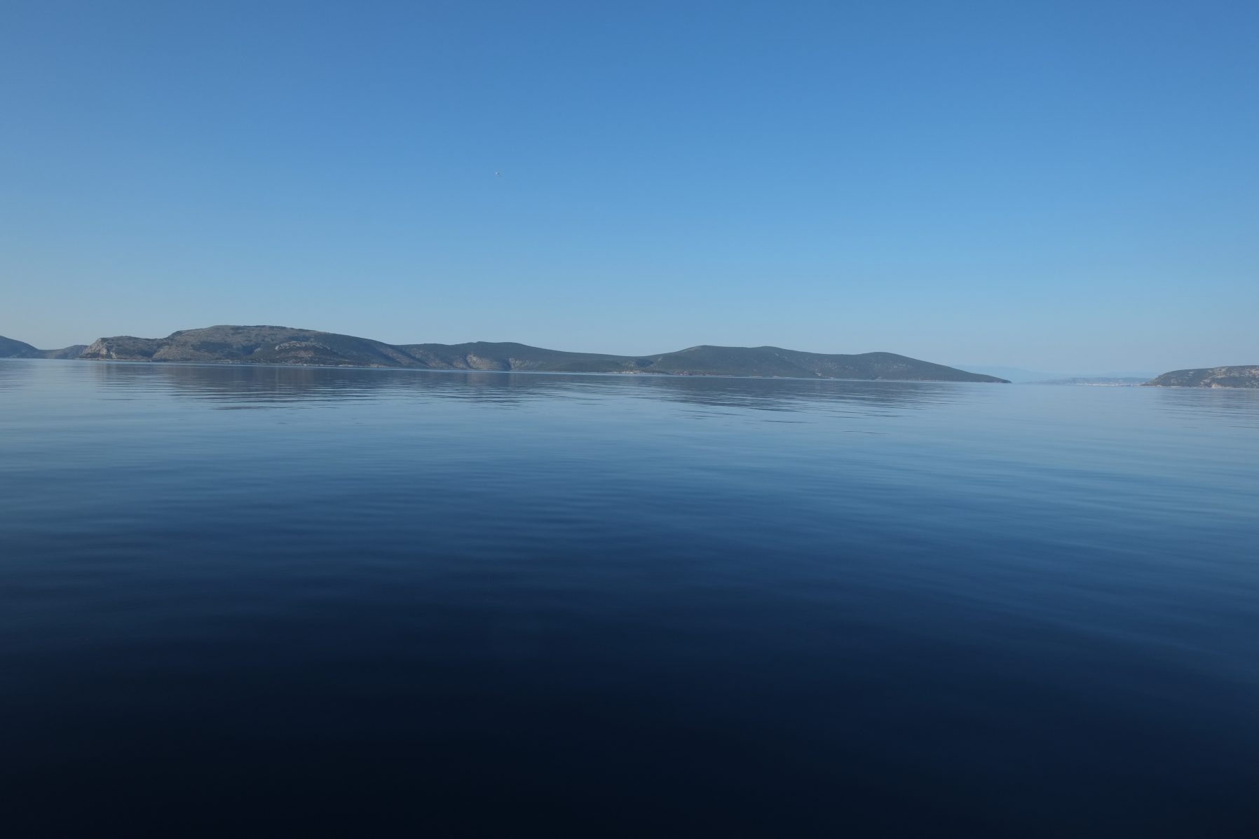 Les jolies îles grecques