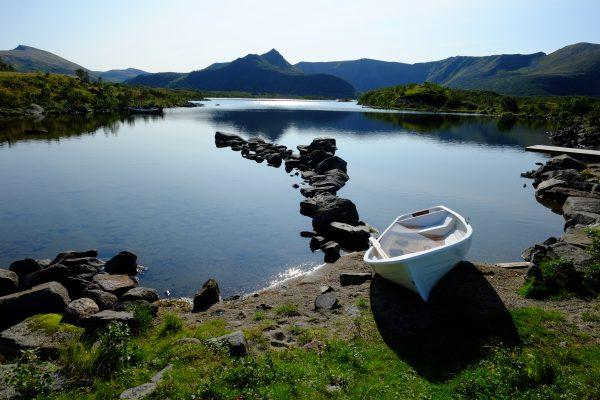 Non loin d'Andernes, archipel des Vesteralen