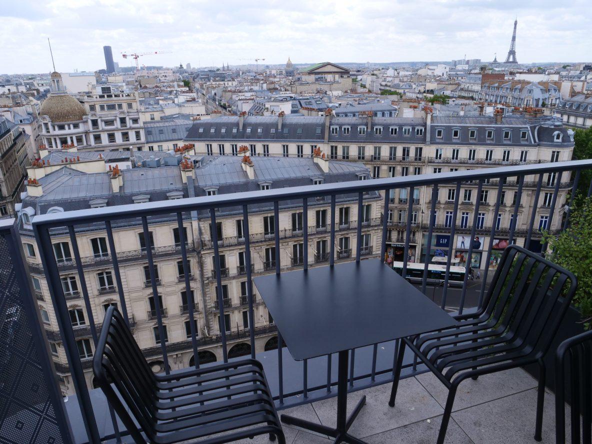 Les toits de Paris classées à l'unesco