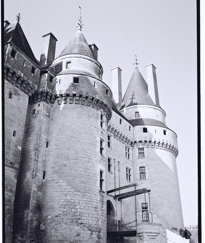Le lieu du premier mariage d Anne de Bretagne