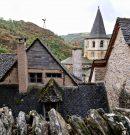 Que faire à Conques ? un petit village en Aveyron