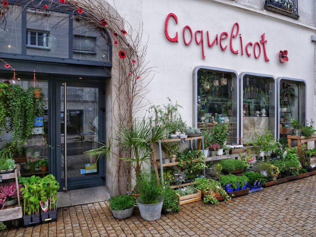 Un fleuriste sympa à Nantes