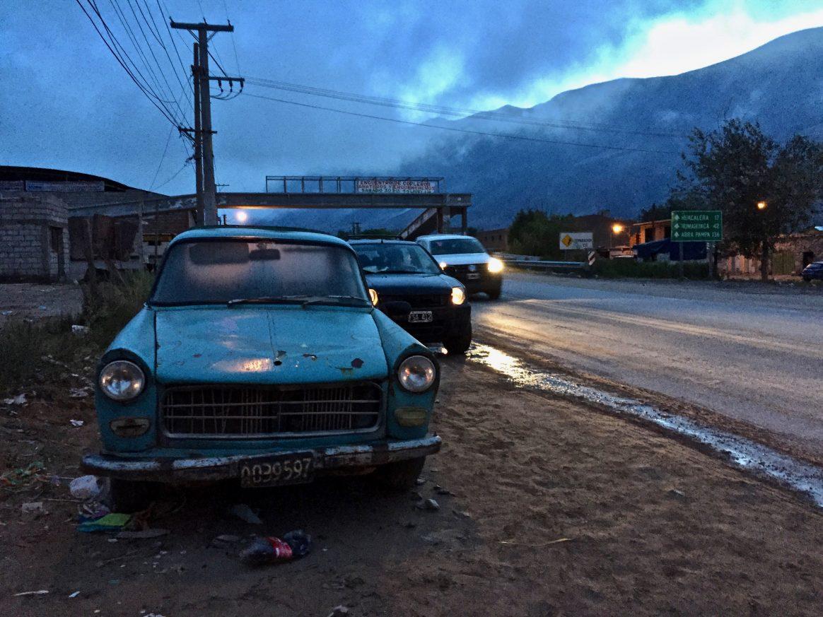 Un monde authentique dans le nord ouest Andin