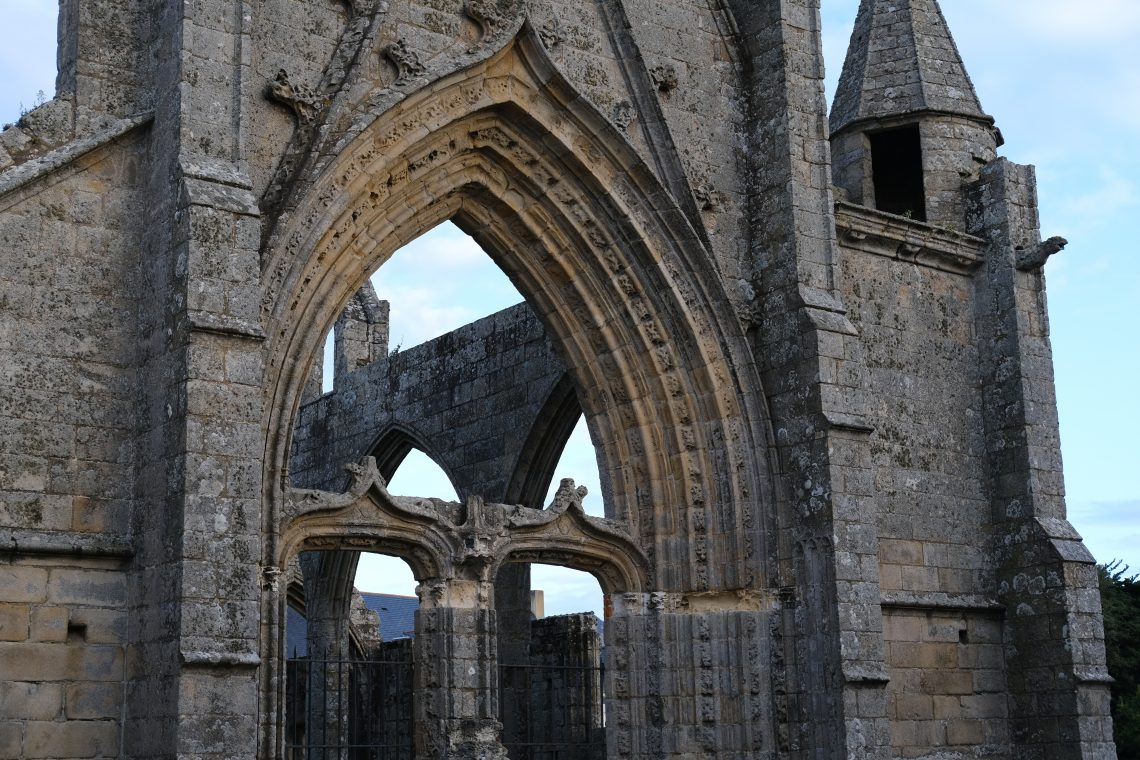Une chapelle émouvante et bien conservée
