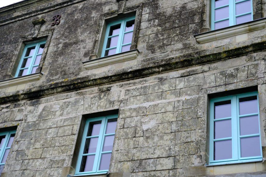 La belle façade de la Maison du port