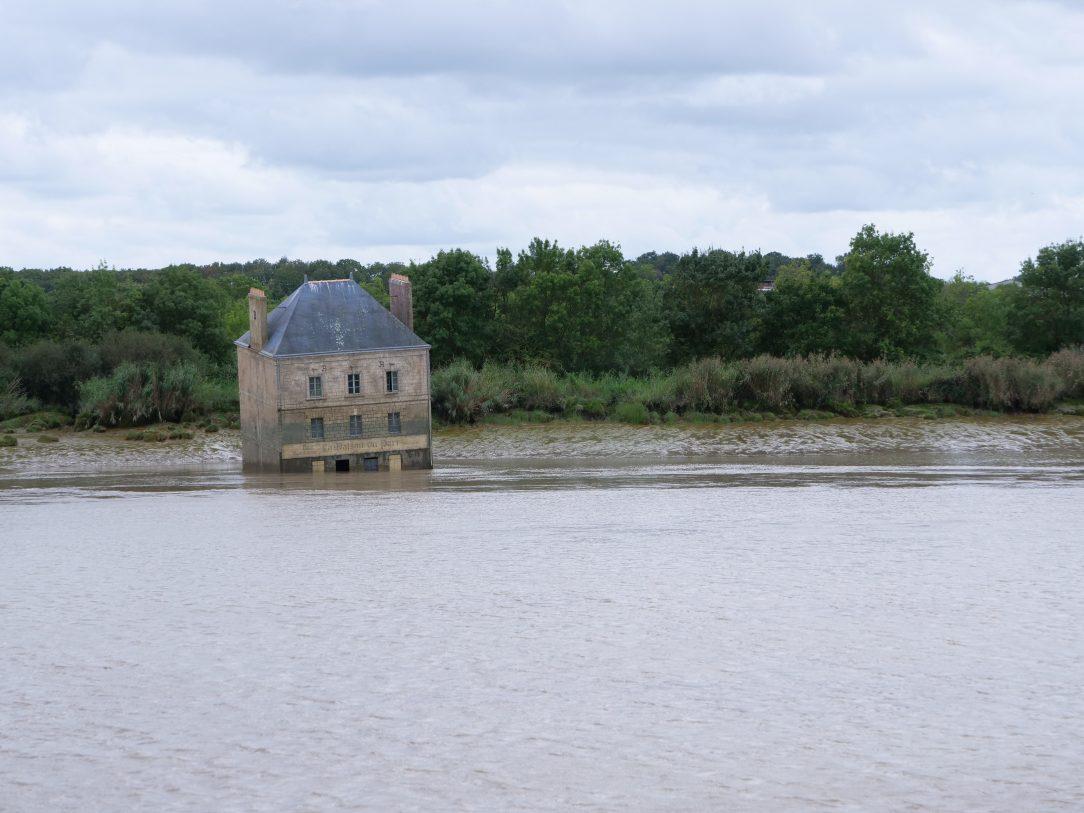 Un lieu insolite à la sortie de Nantes