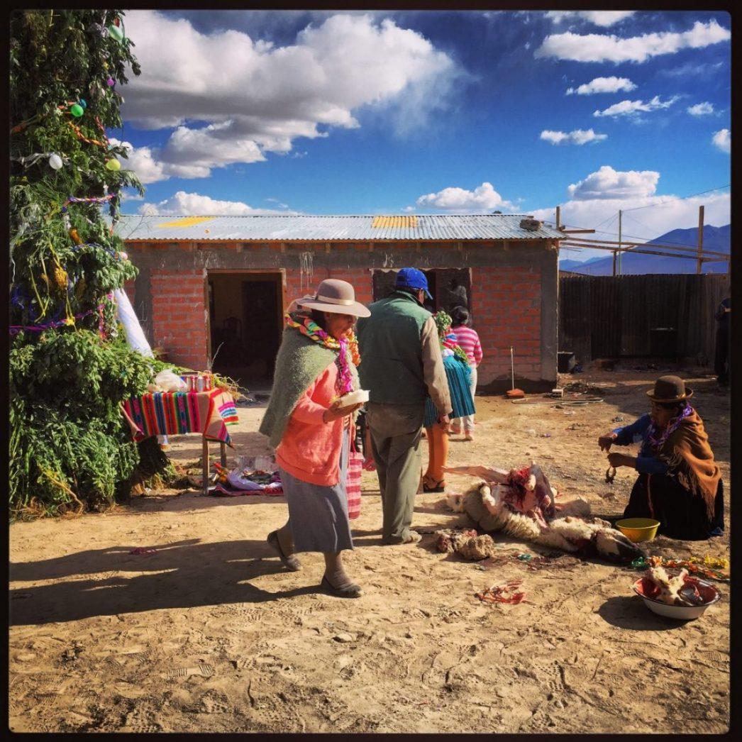 Quelque part dans le Sud de la Bolivie