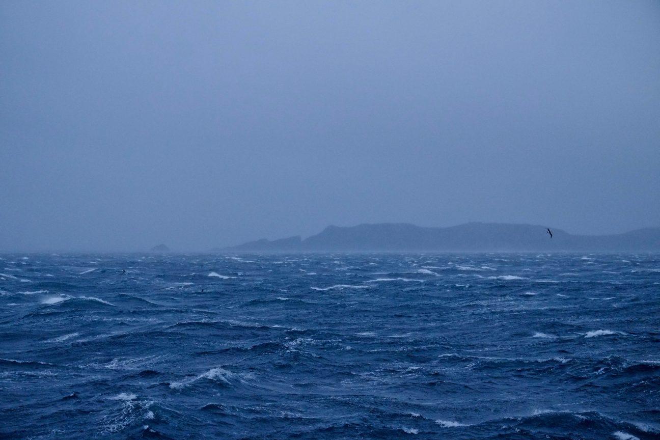 Passer le Cap Horn est une chose incroyable et indescriptible
