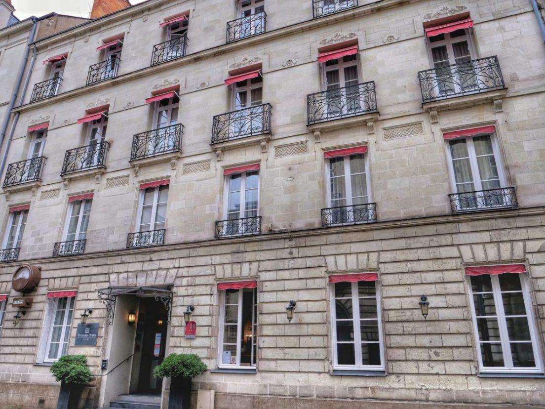 L'un des hôtels où dormir à Nantes