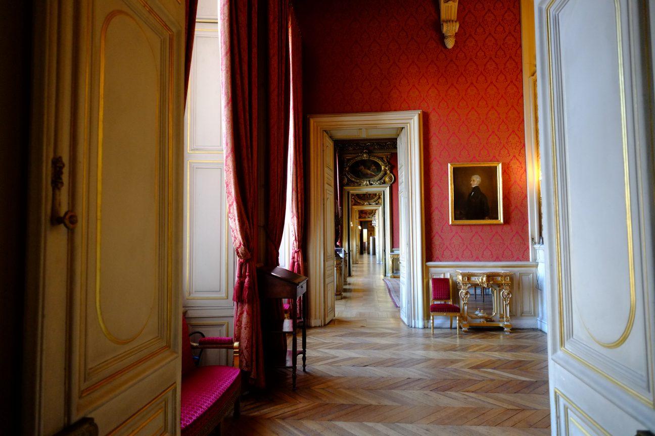 Un Palais admirable et remarquable