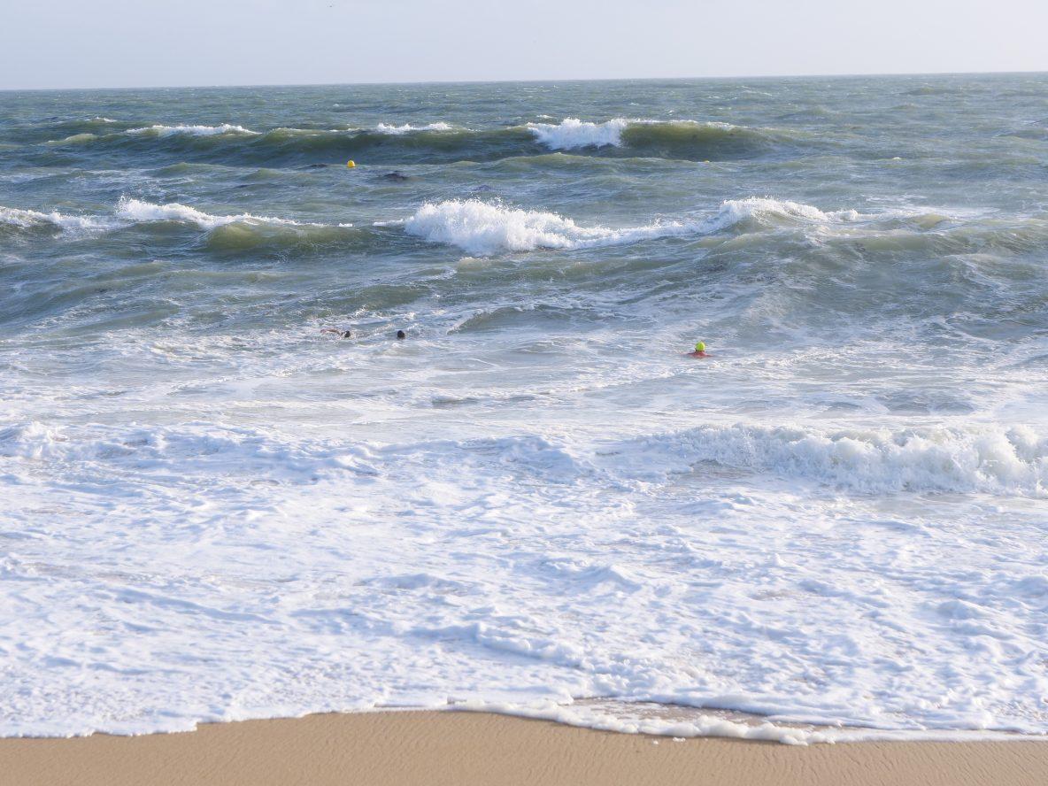 Un spot capricieux qui offre de belles vagues de temps à autre