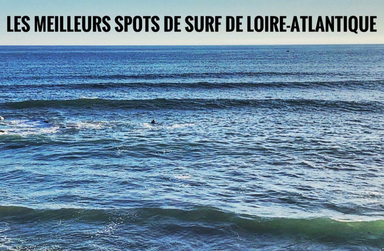 Le spot de la Govelle en Loire-Atlantique