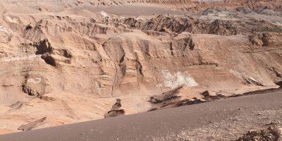 Un fabuleux désert dans le nord-est du Chili