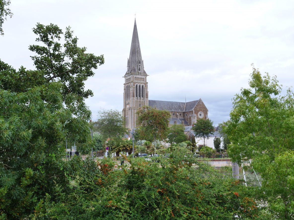 Visiter Couëron la charmante petite ville des bords de Loire