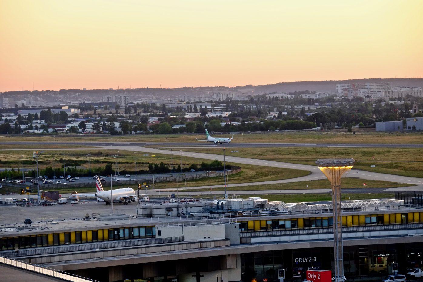 L'aéroport d'Orly en image