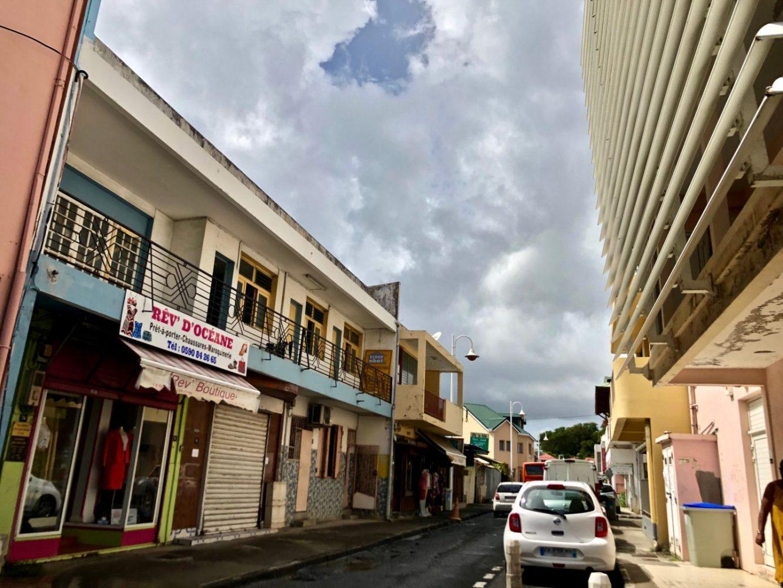 Sainte-Anne l'une des plus grandes villes de Guadeloupe