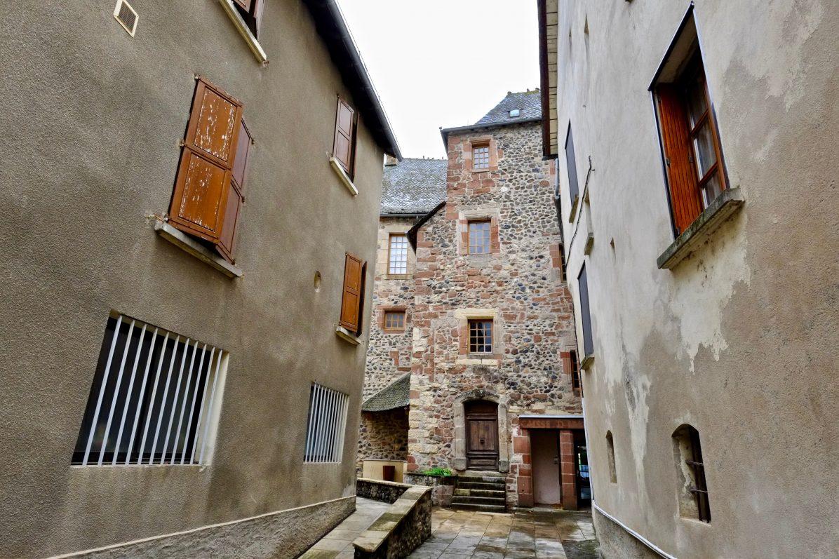 Se perdre dans les rues d'une des plus belles ville d'Aveyron