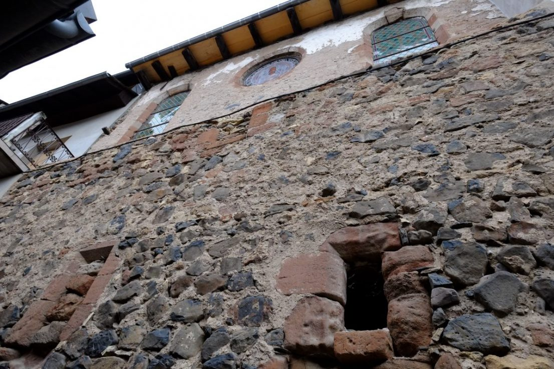La jolie chapelle des Pénitents l'une des choses à faire à Espalion