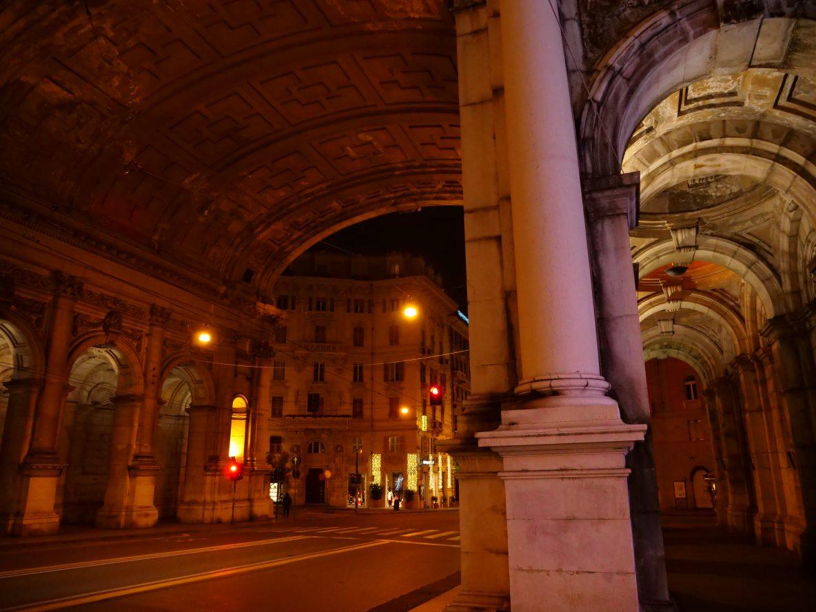 L'un des endroits les plus énigmatiques de Gênes