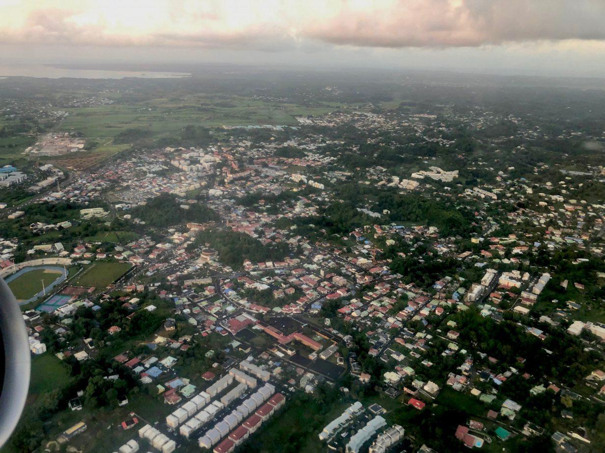 La plus grande ville et la plus peuplée de toute la Guadeloupe