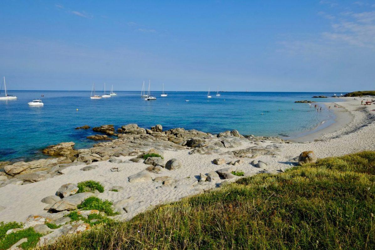 Hoëdic une très jolie île du Morbihan