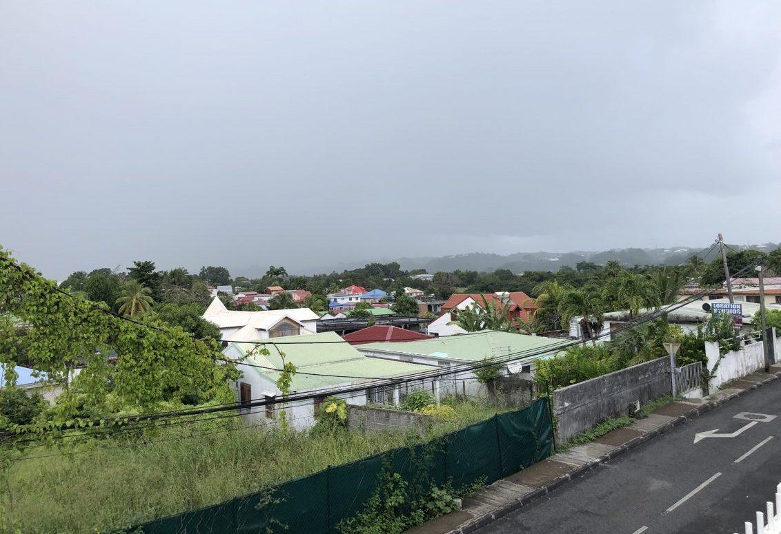 Une vue sur le Gosier, l'une des plus grandes villes de Guadeloupe
