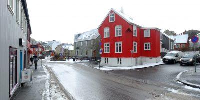 Reykjavik, l'une des plus belles villes d'Islande
