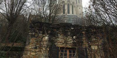 La Basilique Notre Dame de Fourvière à Lyon
