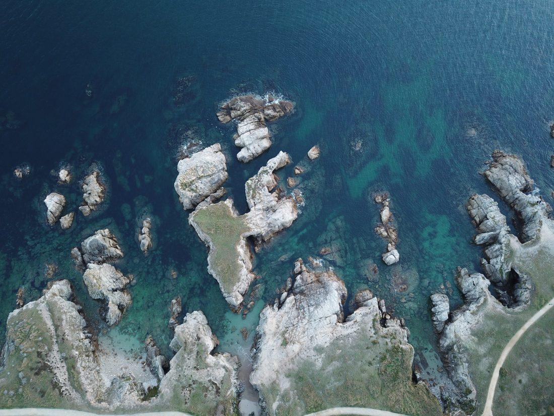 La côte de granit du Pouliguen