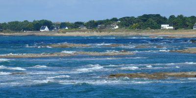 La côte sauvage entre la Turballe et Piriac