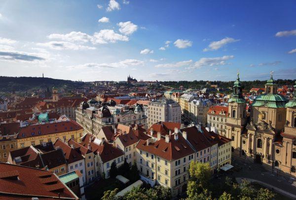 La liste des choses insolites à Prague