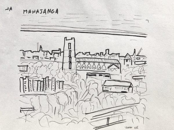 La ville de Mahajanga