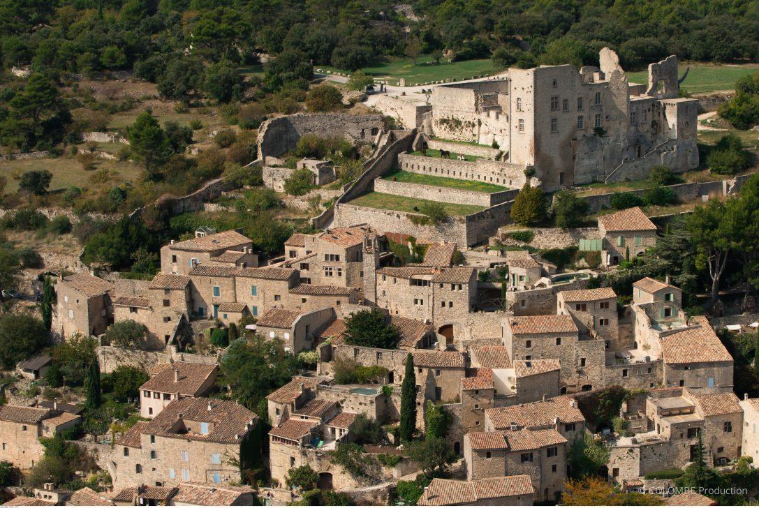 Un des plus beaux villages Provence
