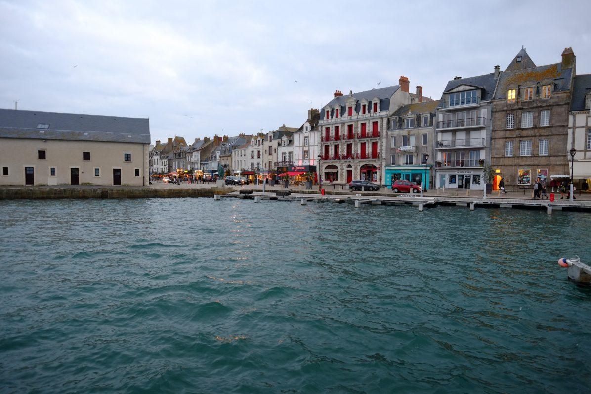Le joli port du Croisic
