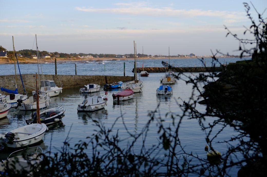 Le petit port Lerat de Piriac