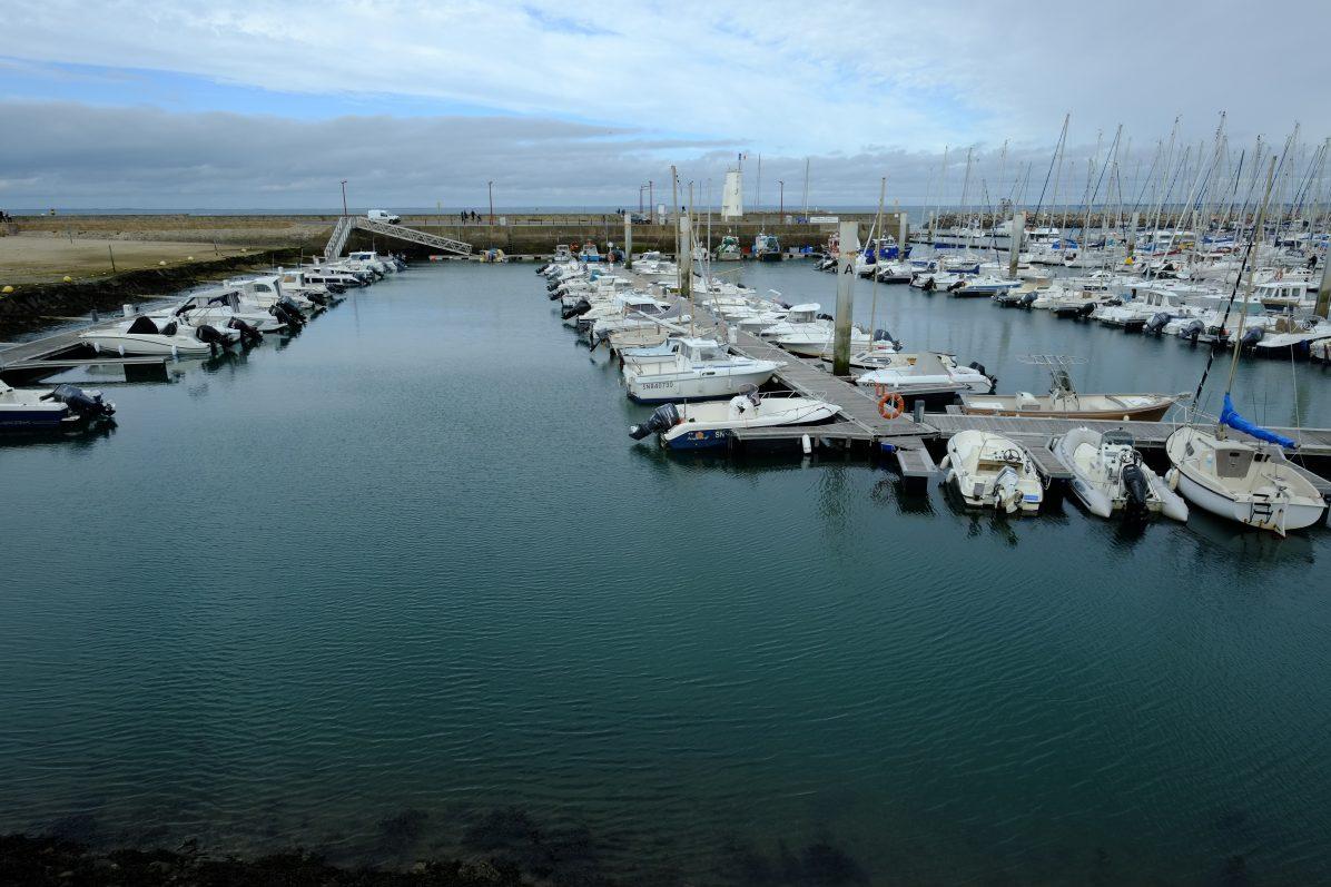 Le port l'une des choses à voir et à faire à Piriac sur mer