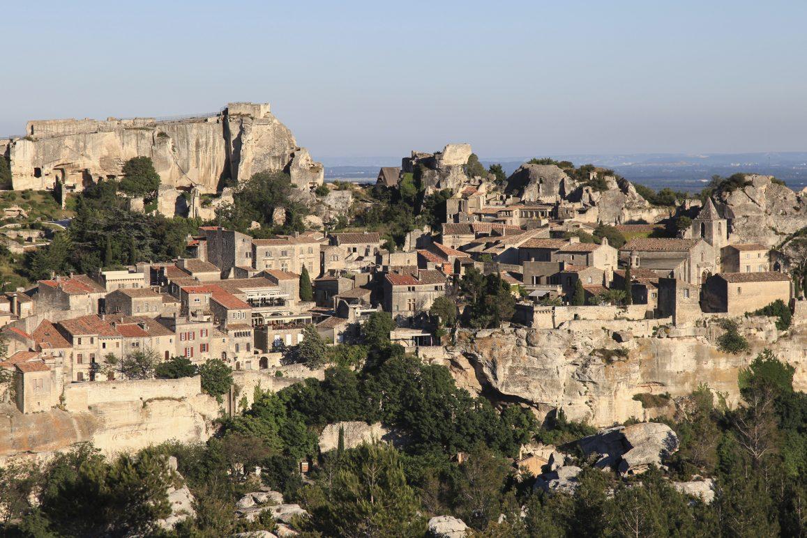 Un joli village du département des Bouches du Rhône