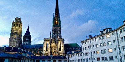 les plus grandes villes de Normandie