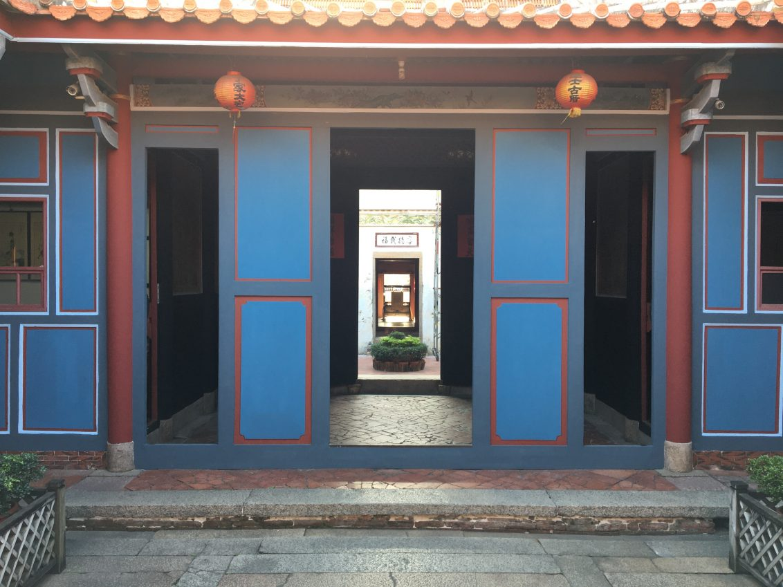 Un temple taïwanais, crédits photos Sokha Keo