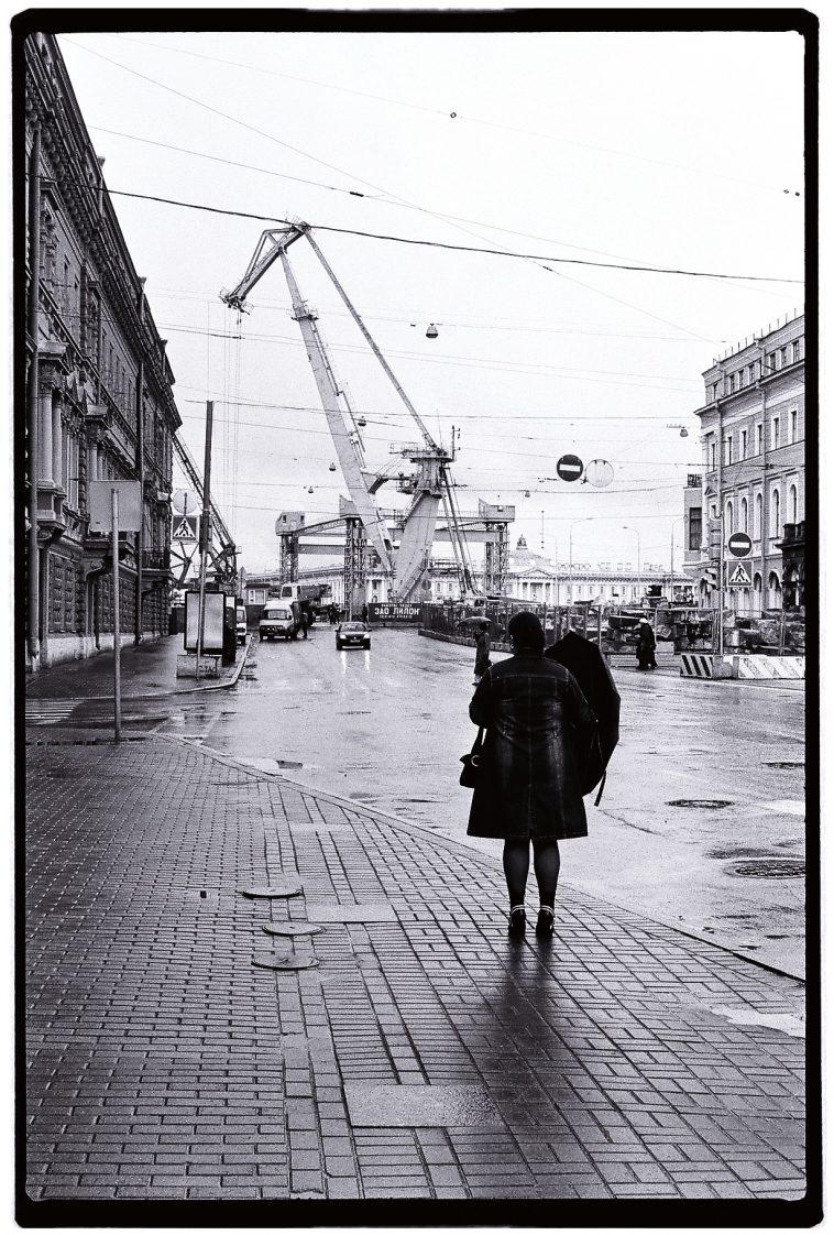 Une ville portuaire complexe, bienvenue à Saint-Petersbourg