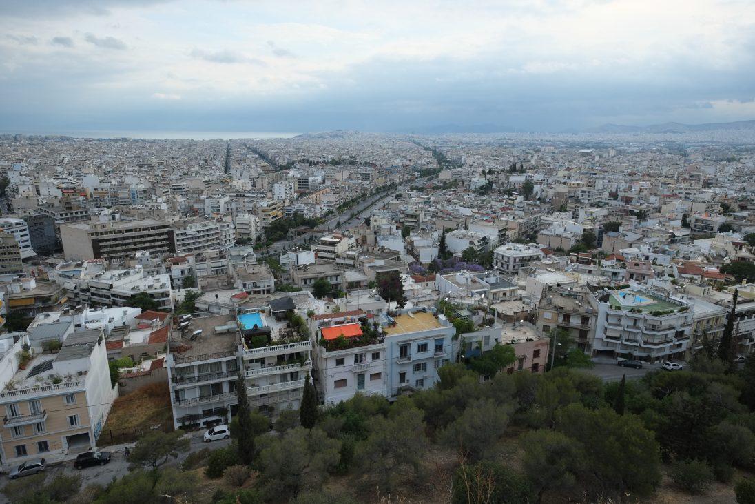 Athènes la plus grande ville de Grèce