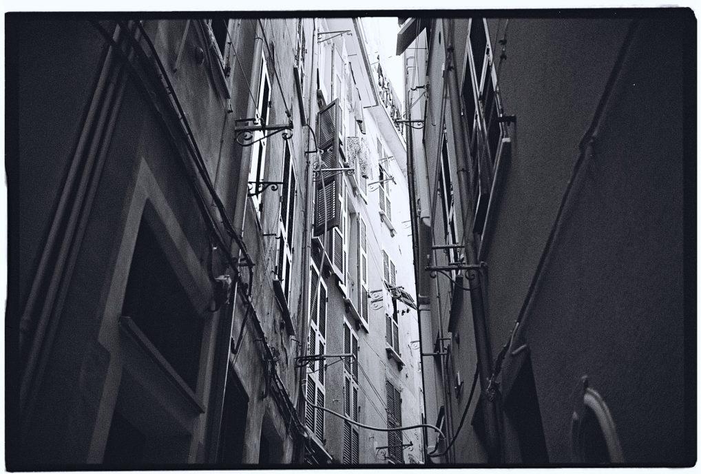 Dans les rues étroites de Vernazza