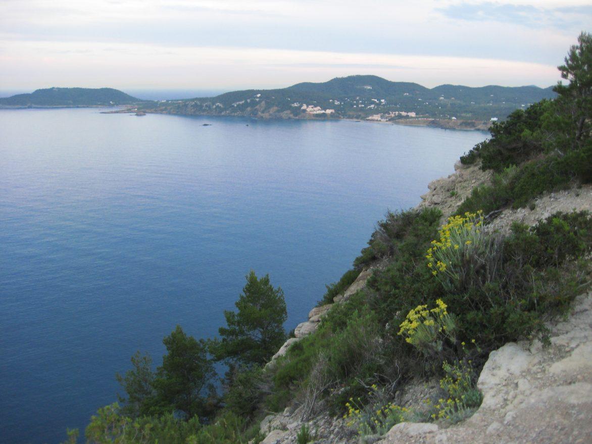 Ibiza une côte sauvage et secrète