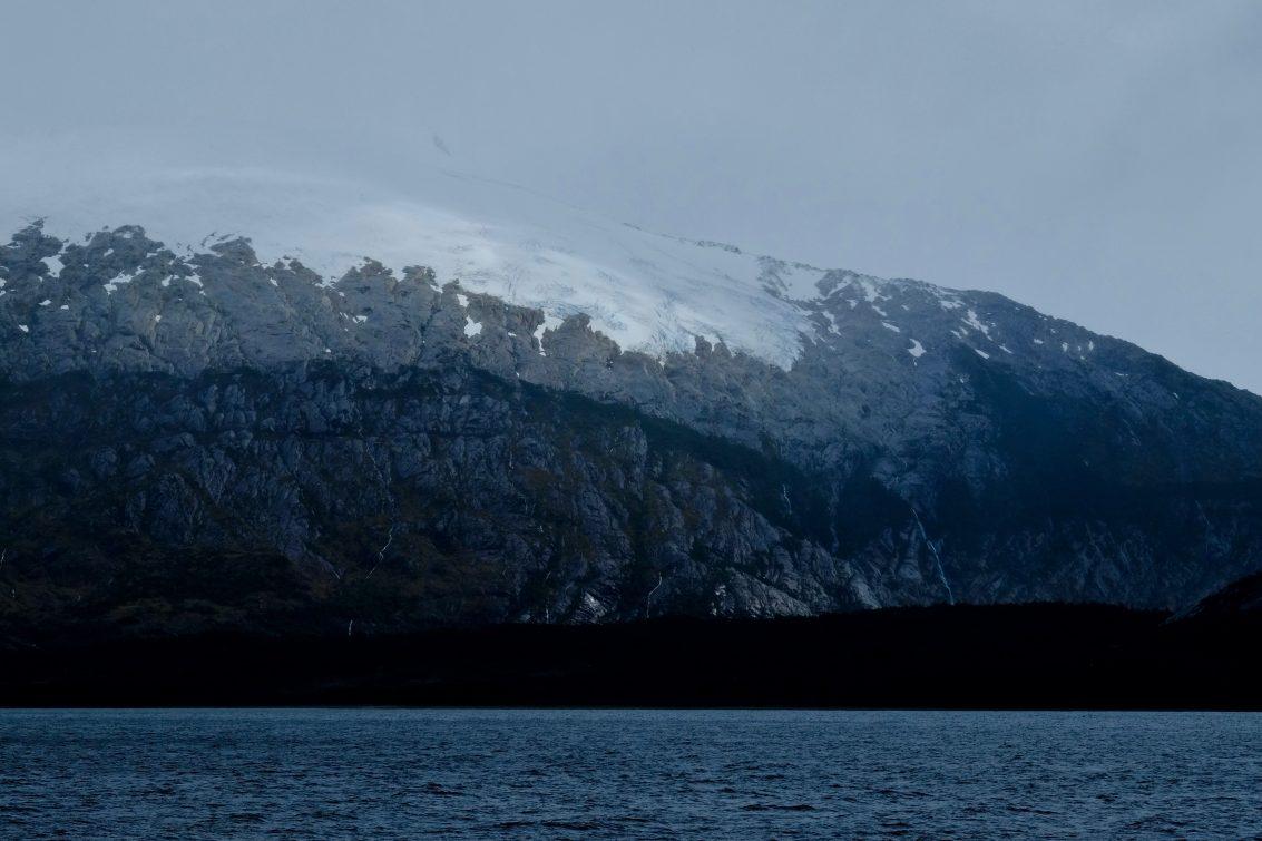 La navigation sur l'Avenue des Baleines en Terre de Feu