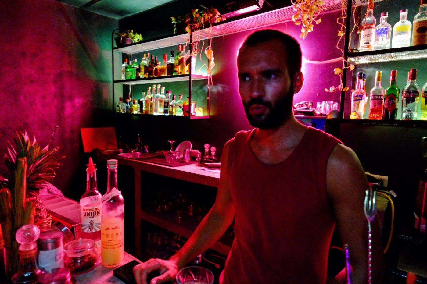 L'ambiance inimitable des bars de Tulum