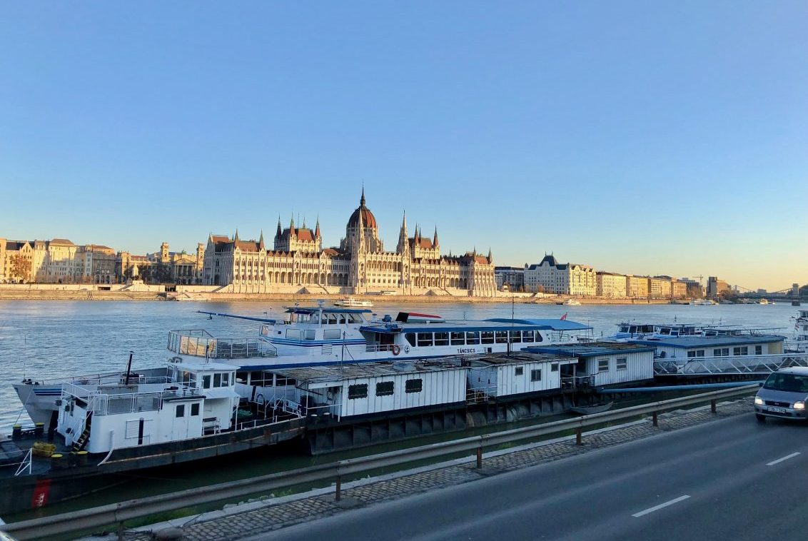 Le parlement hongrois l'un des joyaux du Danube