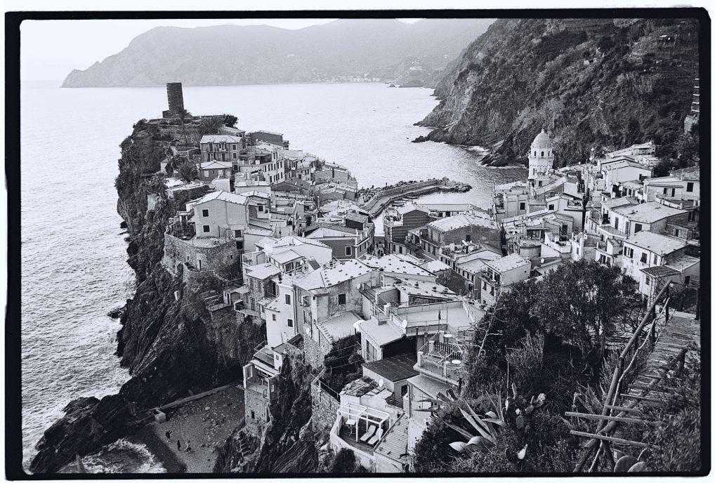 Le village perché de Vernazza à Cinque Terre