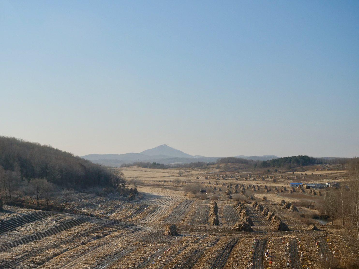 Le Yanbian est aussi une région agricole très prospère
