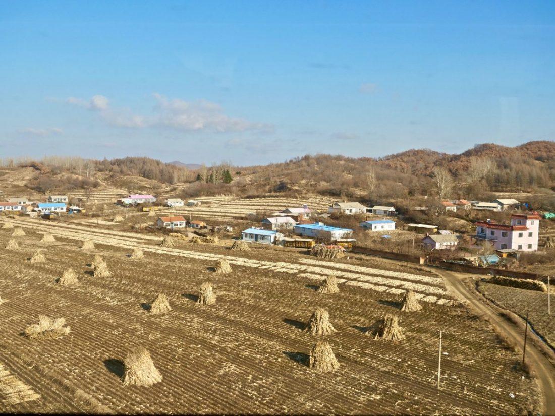 Les paysages de la région du Jilin